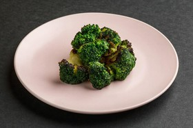 Брокколи жареная - Фото