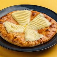 Хачапури по-мегрельски двойной сыр Фото
