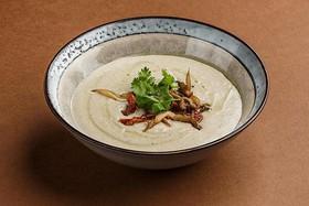 Крем-суп из грибов - Фото