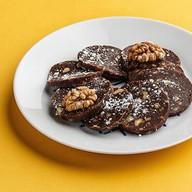 Шоколадная колбаска Фото