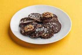 Шоколадная колбаска - Фото