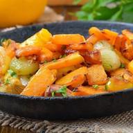 Овощное соте Фото