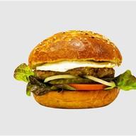 Мега бургер Фото