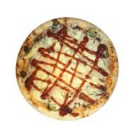 Пицца мясника Фото