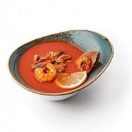 Итальянский с морепродуктами (острый) Фото