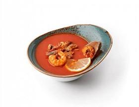 Итальянский с морепродуктами (острый) - Фото