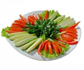 Ассорти овощное - Фото