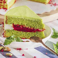 Фисташковый торт Фото