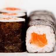 Сяке маке с лососем Фото