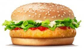 Чикенбургер классик - Фото