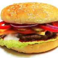 Гамбургер макси Фото
