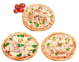3 пиццы - Фото