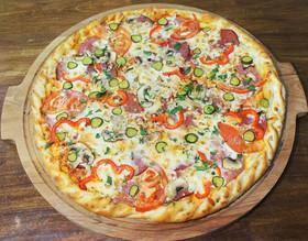 Фирменная пицца Челентано - Фото
