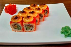 Запеченный с лососем терияки - Фото