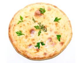 Осетинский пирог с капустой и мясом - Фото