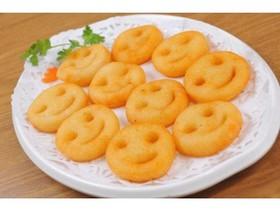 Картофельные смайлики фри - Фото