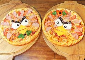 Набор 2 пиццы Энгри Бердс - Фото