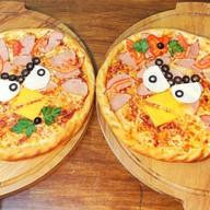 Набор 2 пиццы Энгри Бердс Фото