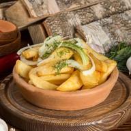 Картофель по-грузински Фото