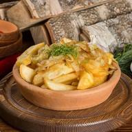 Картофель по-кахетински Фото
