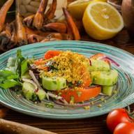 По-грузински салат Фото