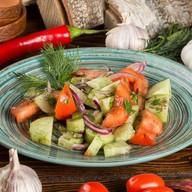 Весенний салат Фото