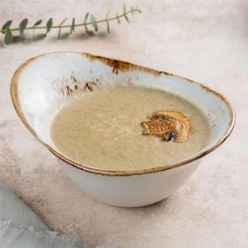 Грибной крем-суп - Фото