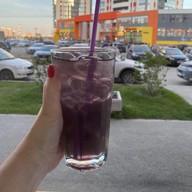 Блю Кюрасао прохладительный напиток Фото