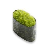 Тобико зеленая Фото