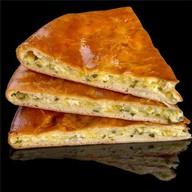 Осетинский с картофелем и сыром Фото
