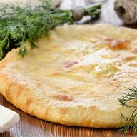 Осетинский с капустой и сыром Фото