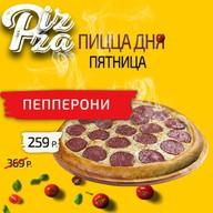 Пепперони пицца (пятница) Фото