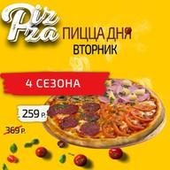Четыре сезона пицца (вторник) Фото
