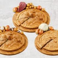 Три пирога (сытные) Фото