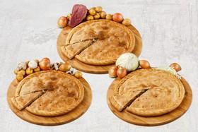 Три пирога (сытные) - Фото
