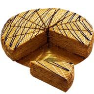 Медовик пирожное Фото