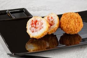 Рисовые шарики с креветкой - Фото