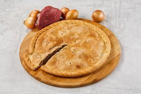 Пирог с мясом - Фото