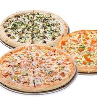 Ассорти из 3-х пицц Фото