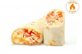 Пицца ролл гриль - Фото