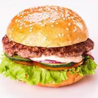 Мексиканский гамбургер Фото
