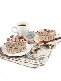 Эстерхази пирожное - Фото