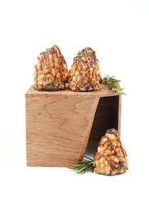 Лесной домик пирожное - Фото