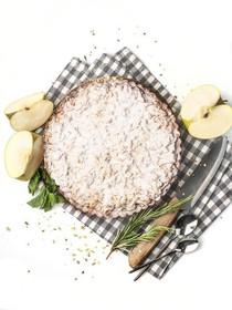 Яблочная тарта - Фото