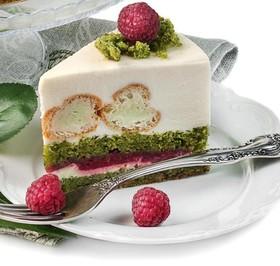 Малахитовая шкатулка пирожное - Фото