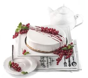 Творожно-йогуртовый торт - Фото