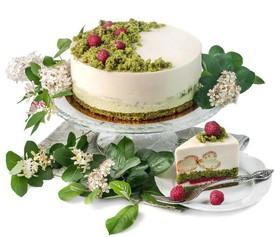 Малахитовая шкатулка торт - Фото