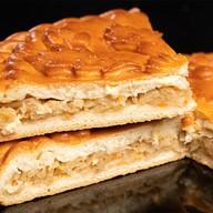 Пирог с капустой на дрожжевом тесте Фото
