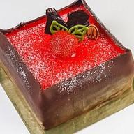 Торт Шанель (ягоды могут отличаться) Фото