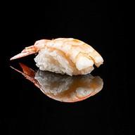 Суши эби креветка Фото